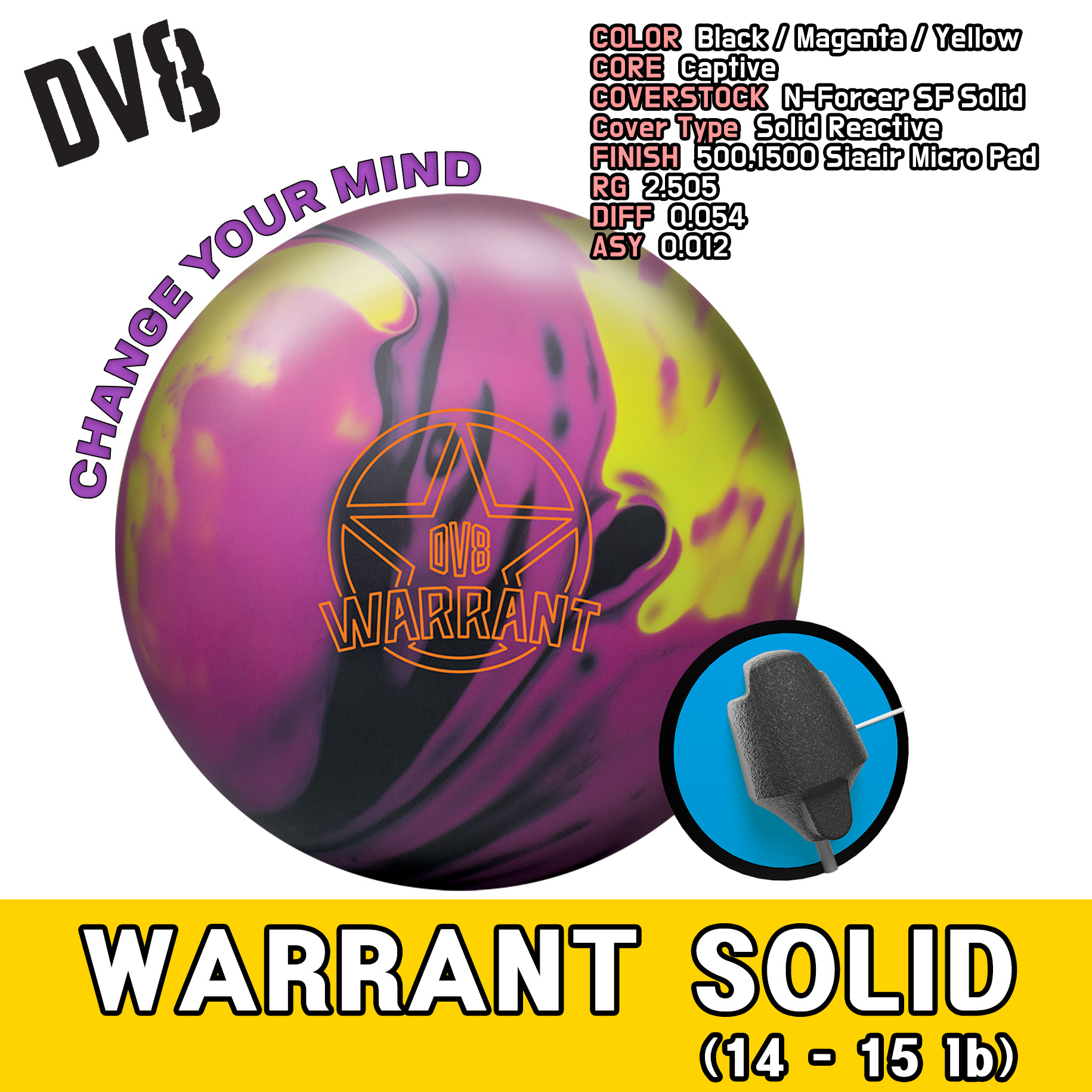 Warrant Solid